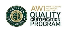 Architectural Woodwork Institute Quality Certification Program logo