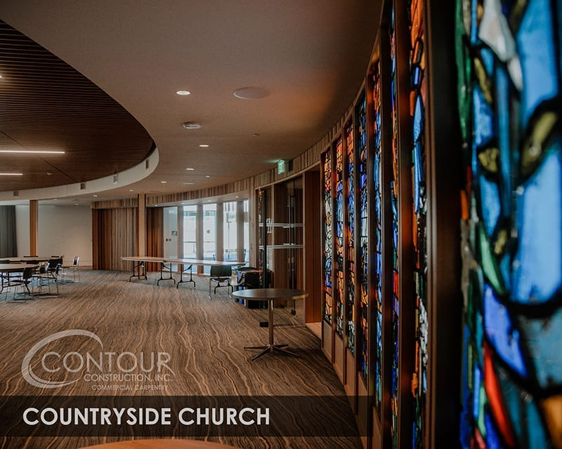 Countryside Community Church in Omaha