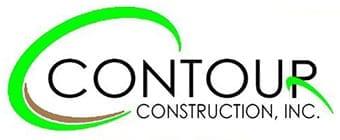 Contour Construction logo White
