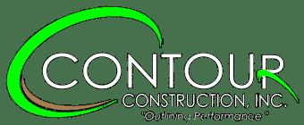 Contour Construction logo transparent