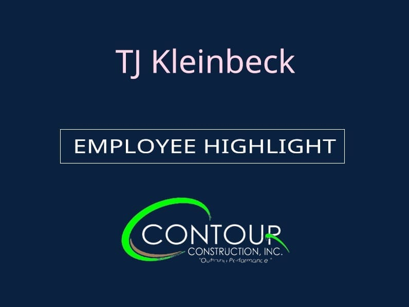 News - Employee Highlight - TJ Kleinbeck