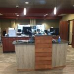 Veridian Credit Union Carpentry