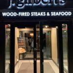 J Gilbert's Steakhouse Wood Fired Steaks and Food