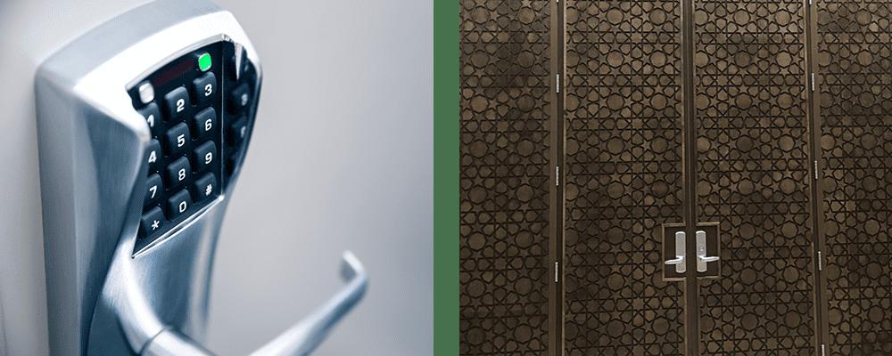 Doors, Frames & Hardware