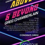 Greg Chamberlain