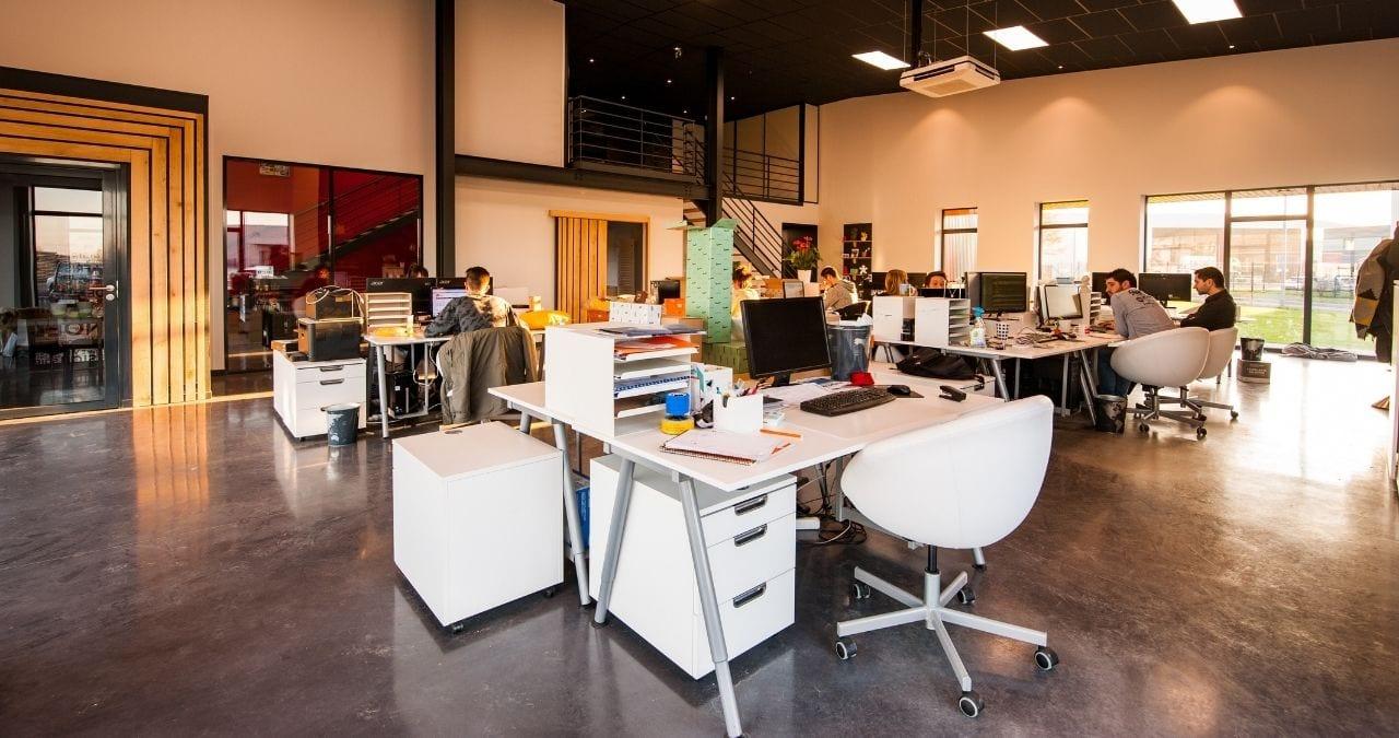 transforming workspaces