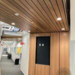 Benthack Hall Interior Architectural Woodwork